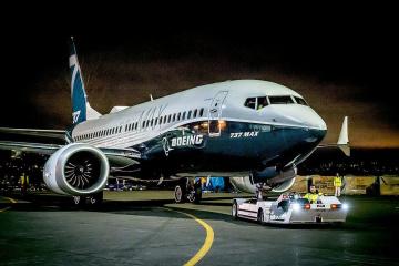 Конгрес США звинуватив Boeing у замовчуванні важливої інформації про 737 MAX