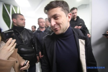 Zełenski opublikował nowy filmik odnośnie debaty na Stadionie Olimpijskim WIDEO