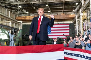 Трамп заявляет, что обнародует все доказательства «массовой фальсификации выборов»