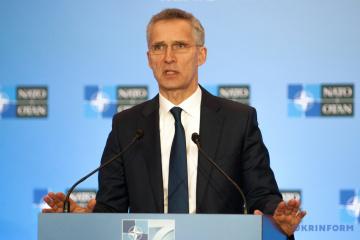 Stoltenberg fordert NATO auf, die Ukraine stärker zu unterstützen