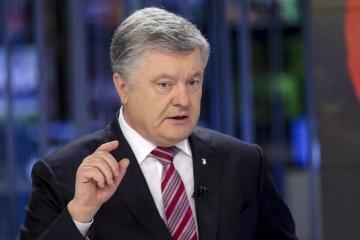 Debata - Poroszenko czeka na Zełenskiego na Stadionie Olimpijskim 14 kwietnia WIDEO