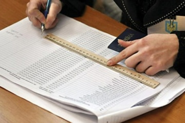 Over 9,000 Ukrainians already changed voting location