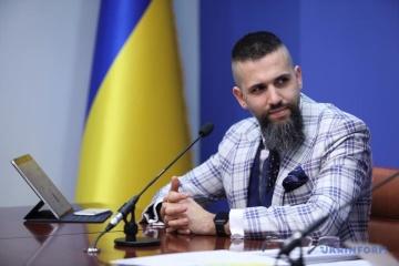 Vize-Wrtschaftsminister Maxym Nefyodov kann Chef des Zollamtes werden
