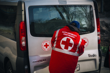 Red Cross sends over 90 tonnes of humanitarian aid to occupied Donbas