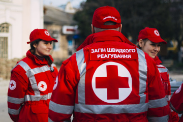 Red Cross sends over 100 tonnes of humanitarian aid to occupied Donbas