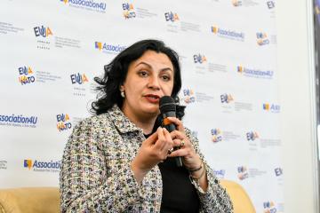 Vice PM Klympush-Tsintsadze: European integration gives Ukrainian goods a chance