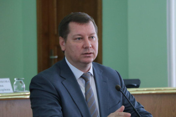 Petro Porochenko a démis le président du Conseil régional de Kherson