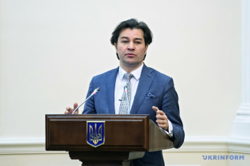 Ukrainian culture minister Nyshchuk: UNESCO should check condition of Khan's Palace in occupied Crimea