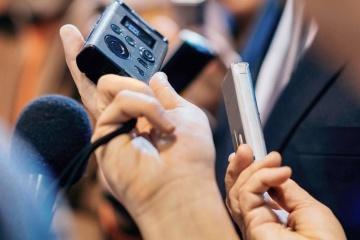 L'Ukraine a progressé dans le classement mondial de la liberté de la presse