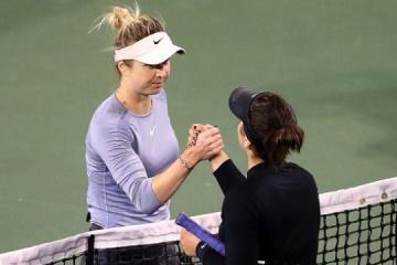 Svitolina entre las 10 mejores tenistas del mundo por el número de aces