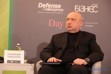 Turchynov: Cooperation with Boeing to strengthen potential of Ukrainian Air Force