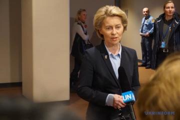 """Presidenta de la CE advierte de los vendedores de píldoras """"milagrosas"""" contra el coronavirus"""