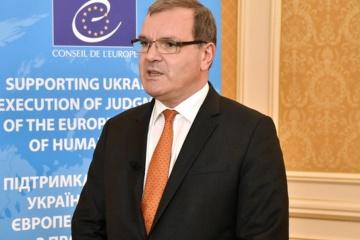 Regis Brillat: La reforma judicial ucraniana no tiene precedentes y es muy esperada