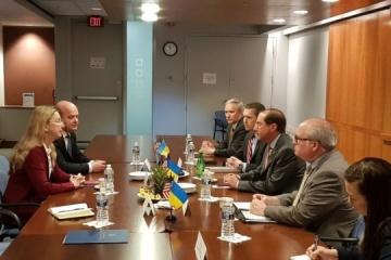 El Ministerio de Salud de Ucrania y el Departamento de Salud de EE.UU. preparan un memorándum de cooperación