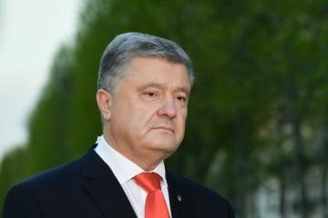 ポロシェンコ候補、最新の世論調査の結果にコメント