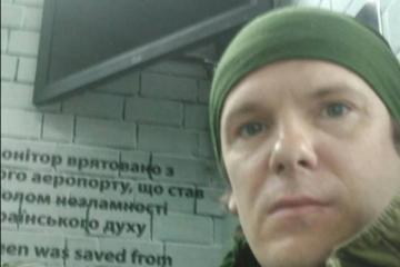 Cyborg ogłosił strajk głodowy z powodu Zełenskiego ZDJĘCIE, WIDEO