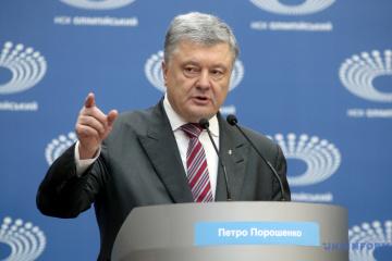 Poroshenko to remain in politics regardless of election results – Berezenko
