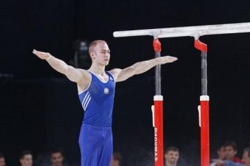 Petro Pakhniuk a remporté la médaille d'argent du Championnat d'Europe de gymnastique artistique