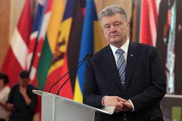 Poroshenko wins in overseas electoral district