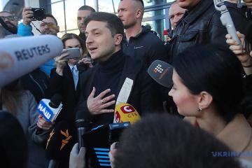 El equipo de Zelensky responde a la apelación abierta de Dzhemílev sobre Crimea