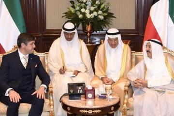 New Ukrainian ambassador begins diplomatic mission in Kuwait
