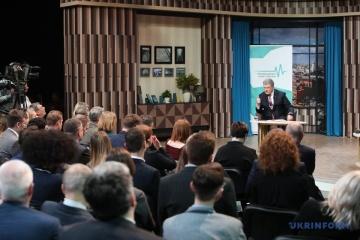 """Präsident Poroschenko: Audit von """"Ukroboromprom"""" begonnen"""