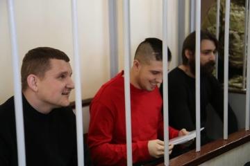 露モスクワ裁判所、ケルチ海峡沖拘束のウクライナ海軍軍人24名全員の逮捕期間を3か月間延長