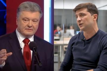 【世論調査:レイティング社】大統領選挙決選投票投票先、ゼレンシキー候補がポロシェンコ候補を上回る
