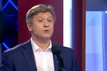 Danylyuk calls Medvedchuk's election to Rada a threat to national security
