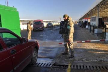 Security measures at checkpoints strengthened due to elections – Interior Ministry
