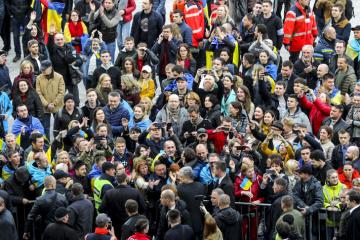 Ponad 20 tysięcy osób przybyło na Stadion Olimpijski - Ministerstwo Spraw Wewnętrznych