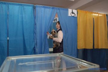 Zentralwahlkommission gibt Informationen zur momentanen Wahlbeteiligung an