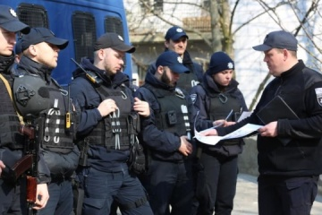 Over 133,000 law enforcers keeping public order during presidential elections
