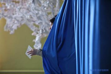 Wahlbeteiligung bei der Präsidentenwahl liegt bei 59,62 Prozent