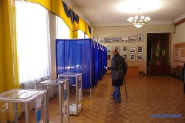 Frekwencja wyborcza na godzinę 15:00 wyniosła 44,94%