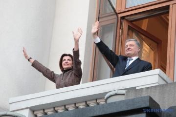 Petro Poroszenko zapowiedział, że weźmie udział w następnych wyborach prezydenckich ZDJĘCIE