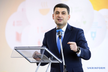 Ukraine repaired 6,800 km of roads for 3 years — Groysman