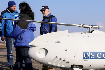 OSCE loses another drone in occupied Donetsk region
