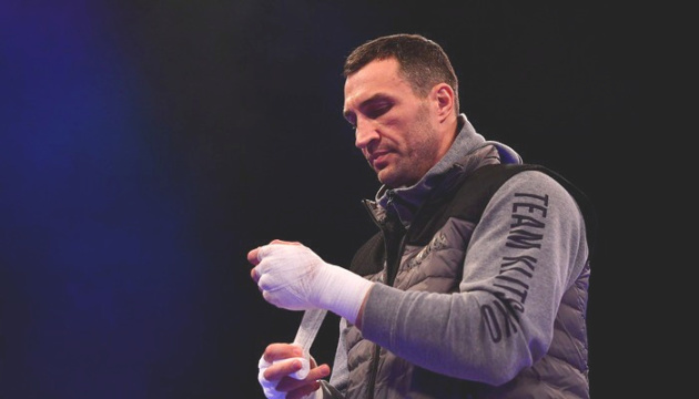 Wladimir Klitschko to fight at Olympic Stadium in Kyiv on May 25