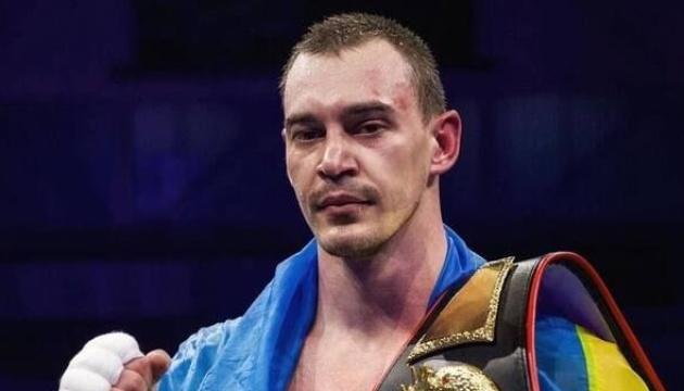 Український боксер у суперважкій вазі Тесленко завоював перший титул у кар'єрі