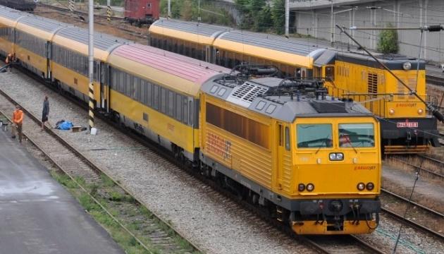 Чеська залізнична компанія хоче запустити поїзд в Україну