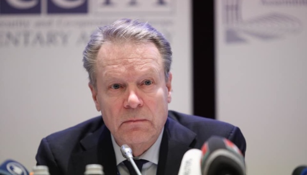 OSCE special co-ordinator: Ukraine's parliamentary elections free and competitive