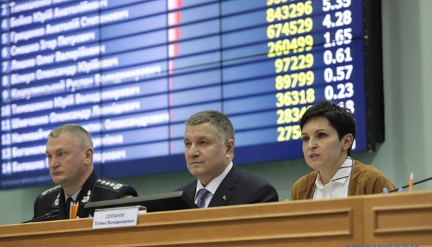Hackers attacking Ukraine's electoral system for two days – interior minister