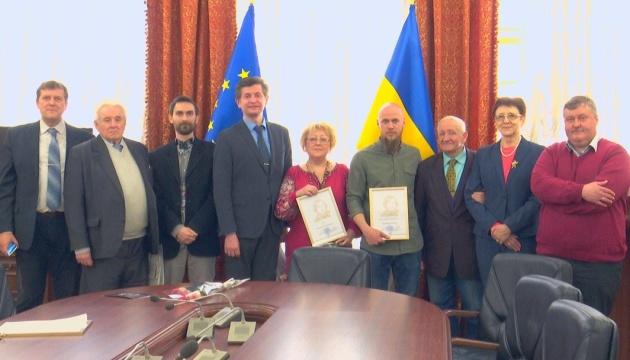 Мінкультури нагородило лауреатів і дипломантів премії імені Гоголя