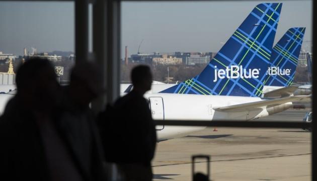 У США комп'ютерний збій затримав 1,8 тисячі авіарейсів