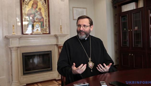 Глава УГКЦ назвав три постулати української національної ідеї