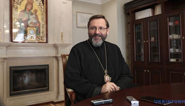 Svyatoslav Chevtchouk : L'Ukraine espère recevoir la visite du Pape