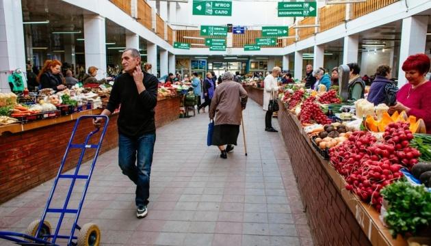 В Україні під час карантину можуть відкрити деякі ринки