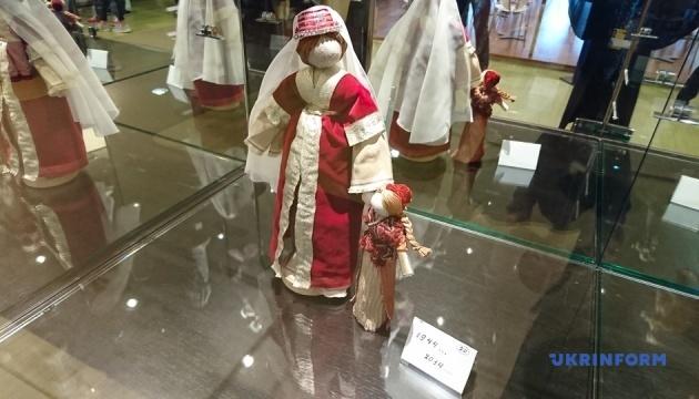 У Раді Європи відкрилася виставка української ляльки-мотанки