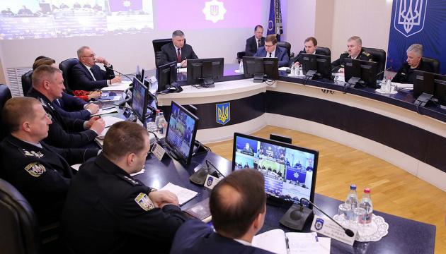 Аваков сказав, як має працювати МВС під час другого туру виборів